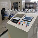 Máquina de enchimento líquida da gravidade anticorrosiva automática para o desinfetante 84 forte