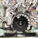 Linha de máquina de enchimento de latas de tinta spray para aerossol