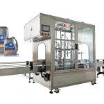 Máquina de enchimento automática do medidor de vazão de 4 cabeças para a máquina de enchimento do medidor de fluxo de óleo 20-35L