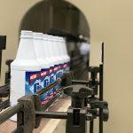 Máquina de enchimento líquida desinfetante automática