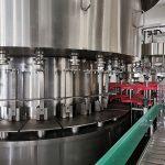 Máquina de enchimento automática dos frascos de mel, linha de nivelamento a vácuo e de rotulagem a vácuo