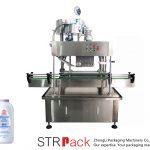 Máquina de nivelamento linear automática (tampa de imprensa)