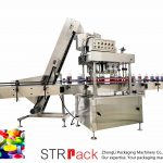 Máquina de nivelamento linear automática