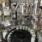 Fabricante de máquina de enchimento de tinta spray de aerossol