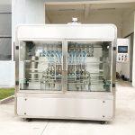 Máquina de enchimento do óleo comestível do enchimento de garrafa do óleo de cozinha