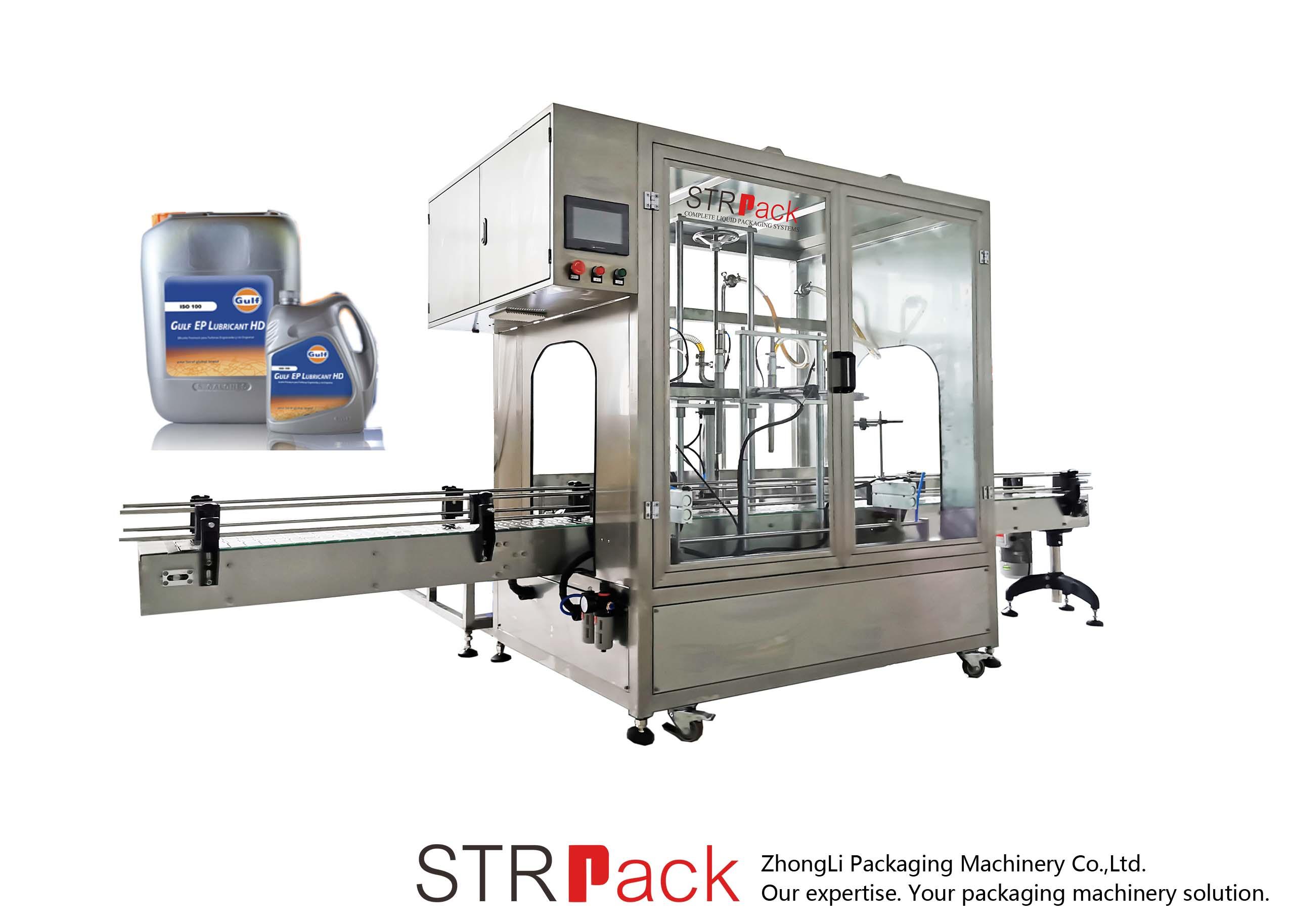 Máquina de enchimento automática de medidor de vazão