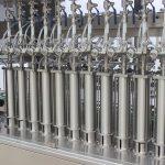 Máquina de enchimento do desinfetante para as mãos