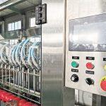 Enchimento automático líquido do sanitizer da mão da máquina de enchimento do desinfetante para as mãos