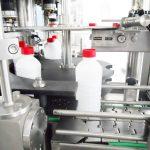 Máquina de enchimento líquida