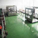 Máquinas de envase de líquidos para o setor de alimentos e bebidas
