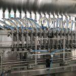 Máquina de enchimento automática do óleo de alimento do equipamento de engarrafamento de azeite e máquina de embalagem do azeite