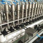 Máquina de engarrafamento líquida de pesticidas
