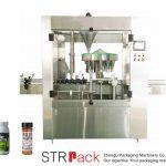 Máquina de enchimento de pó de eixo helicoidal rotativo