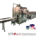 Linha automática de enchimento e de refrigeração da vaselina líquida da máquina de enchimento da vaselina